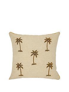 monsoon-zardosi-palm-tree-cushion