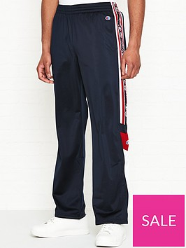 champion-reverse-weave-taped-tracksuit-joggers-navy