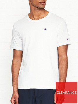 champion-reverse-weave-embroidered-back-logo-t-shirt-white