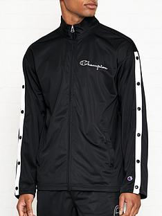 champion-reverse-weave-popper-tracksuit-jacketnbsp--black