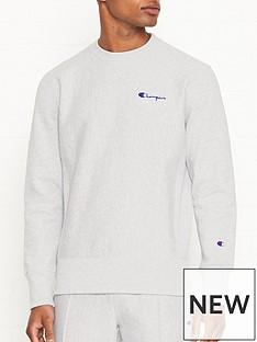 champion-reverse-weave-embroidered-back-logo-sweatshirt-grey