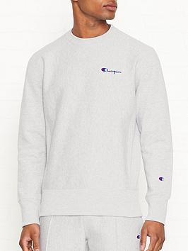 champion-reverse-weave-embroidered-back-logo-sweatshirt-grey
