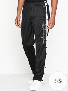 champion-reverse-weave-popper-tracksuit-joggersnbsp--black