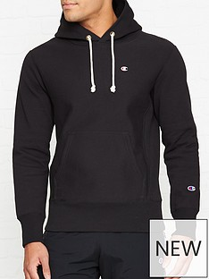 champion-reverse-weave-overhead-embroidered-hoodie-black