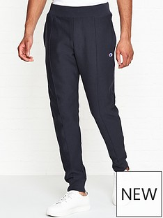champion-reverse-weave-embroidered-logo-joggers-navy