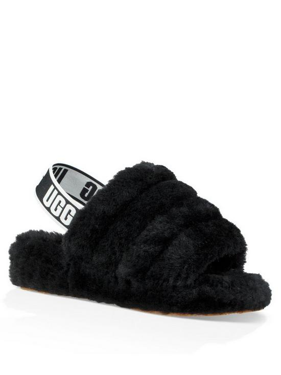 af3f426981e Fluff Yeah Slide Sandals - Black