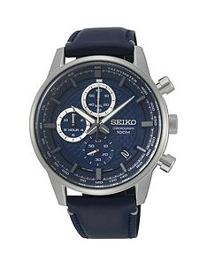 seiko-seiko-blue-and-white-detail-dial-blue-leather-strap-mens-watch
