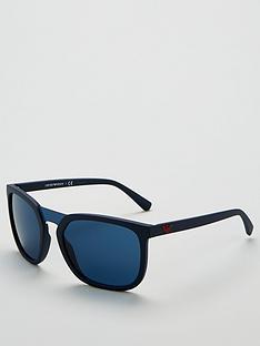 bc63091a288 Emporio Armani Emporio Armani Blue Lens OEA4123 Sunglasses
