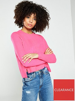 river-island-knitted-crop-jumper--pink
