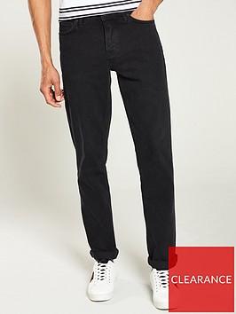 river-island-baggy-pulp-black-jeans