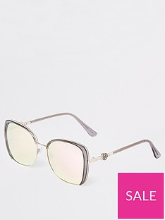 river-island-river-island-mirrored-lens-oversize-sunglasses-grey