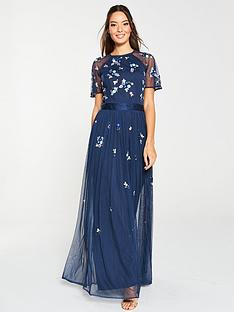v-by-very-embellished-tulle-bridesmaid-maxi-dress-navy