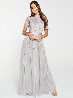v-by-very-embellished-tulle-bridesmaid-maxi-dress-grey