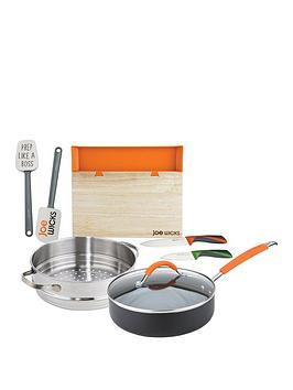 joe-wicks-7-piece-aluminium-cookware-set