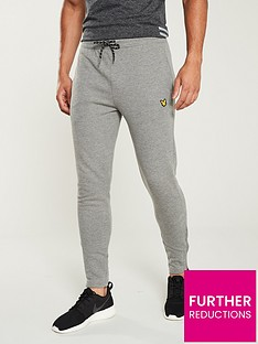 lyle-scott-fitness-longridgenbsptrackpantsnbsp--grey-marlnbsp