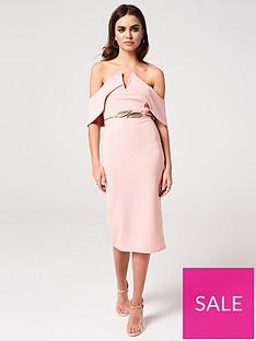 girls-on-film-bardot-bodycon-midi-dress-peony-pink