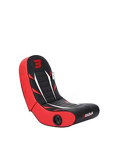 brazen-python-20-bluetooth-gaming-chair-red-and-grey