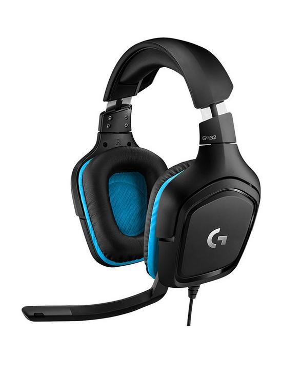 G432 Gaming Headset