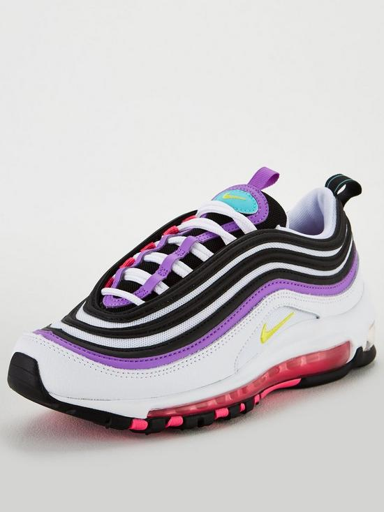 new products b6b1e f99c9 Air Max 97 - White/Purple