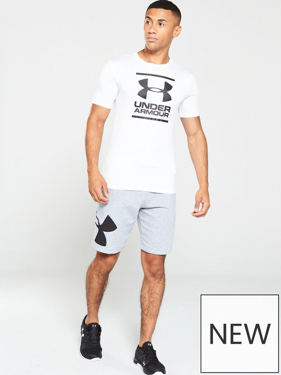 b8b998388b Gl Foundation Short Sleeve T-Shirt - White