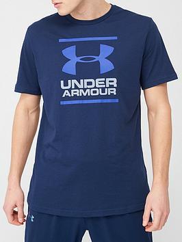 under-armour-gl-foundation-short-sleeve-t-shirt-navy