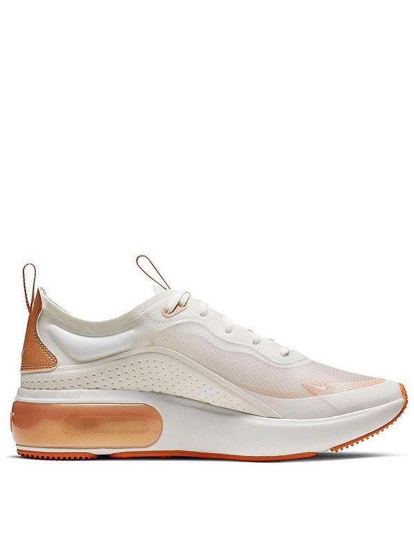 reloj colores y llamativos 50-70% de descuento Nike Air Max Dia - White/Bronze | very.co.uk