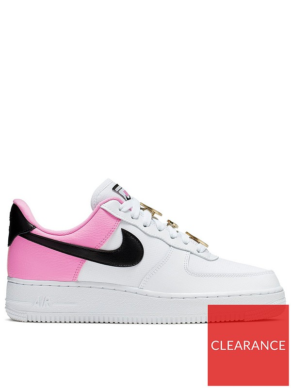 Air Force 1 '07 SE WhitePink