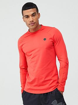 under-armour-coldgearcopy-rushtrade-mock-red