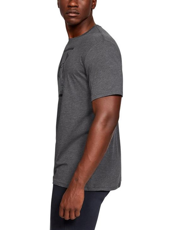 b5370503d6 GI Foundation Short Sleeve T-Shirt - Grey/Black