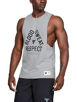 under-armour-project-rock-blood-sweat-respect-tank-greyblack