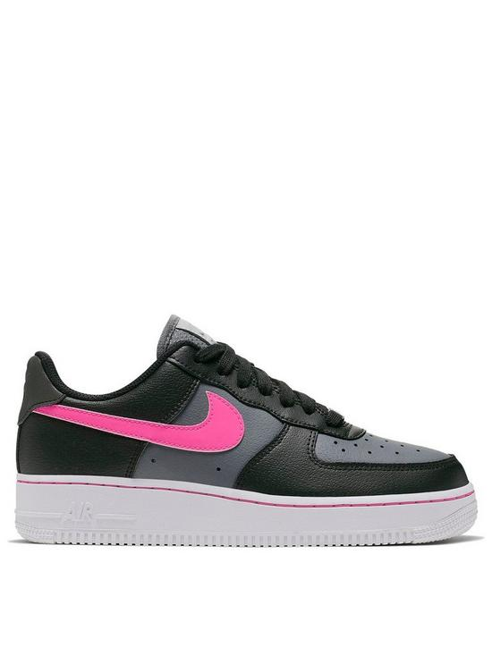 By Photo Congress || Nike Air Force Pink And Black