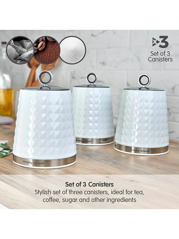 Morphy Richards Dimensions Set of 3