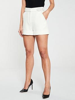 river-island-city-short-white