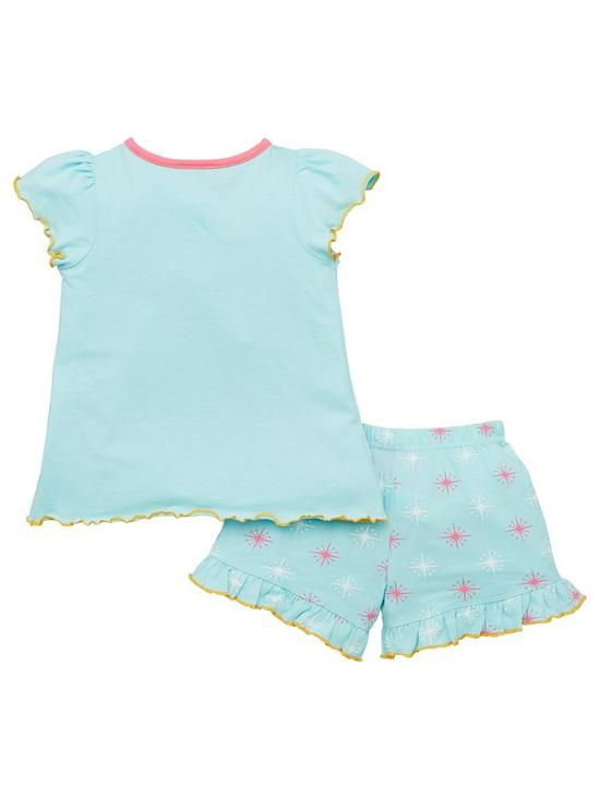 54d01638 Disney Aladdin Girls Pretty Jasmine Shortie PJs - Multi | very.co.uk