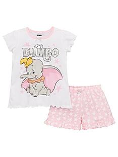 disney-dumbo-girls-cutenbspshortie-pyjamas-multi
