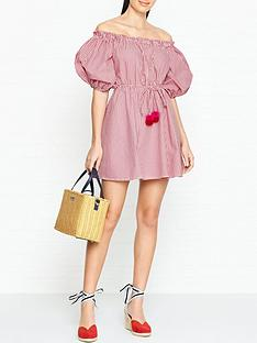 sundress-zohra-off-shoulder-gingham-dress-red
