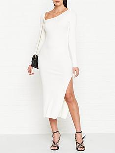 bec-bridge-iman-rib-knit-midi-dress-ivory