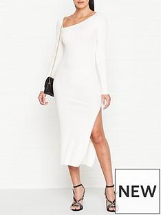 bec-bridge-iman-rib-knit-midi-dress-ivory