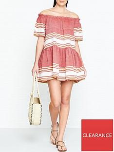 sundress-bella-off-shoulder-stripe-dress-red
