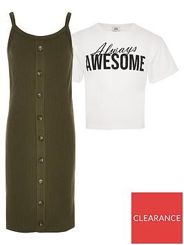 river-island-girls-2-in-1-t-shirt-dress-khaki
