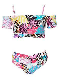 58c11f56dd48 River island | Swimwear | Girls clothes | Child & baby | www.very.co.uk