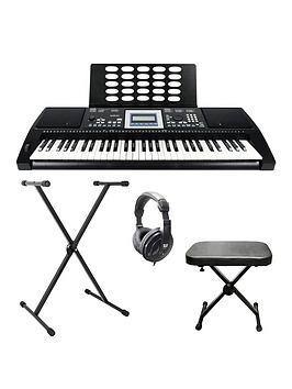 axus-axus-axp25-touch-sensitive-keyboard-pack-with-free-online-music-lessons