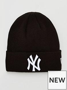 new-era-youth-essential-cuff-knit-beanie