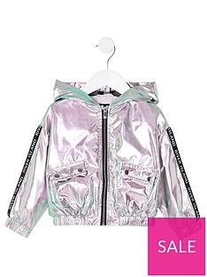 river-island-mini-mini-girls-metallic-hooded-bomber-jacket-pink