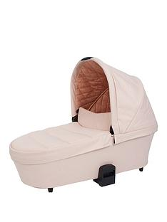 My Babiie My Babiie MB400 Carrycot & Adaptors- Blush