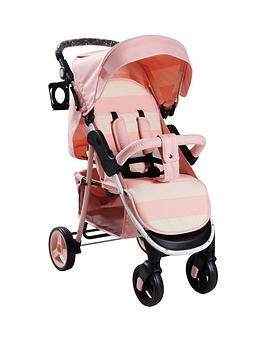 My Babiie Billie Faiers Mb30 Pink Stripes Pushchair