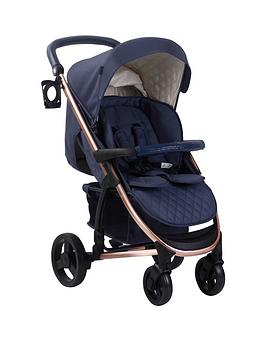 my-babiie-billie-faiers-mb200-rose-gold-navy-pushchair