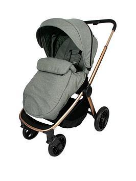 my-babiie-billie-faiers-mb400-sage-melange-pushchair