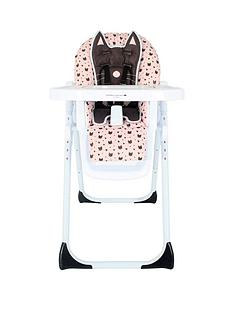 My Babiie My Babiie Abbey Clancy Catwalk MBHC8ACBC Black Cats Highchair