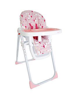 My Babiie My Babiie Katie Piper Mbhc8Un Pink Unicorns Premium Highchair